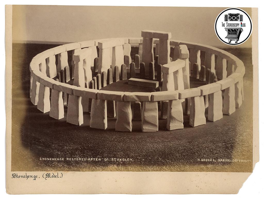 Illustration 07-Brooks-Model of Stonehenge-editingsmalllogo