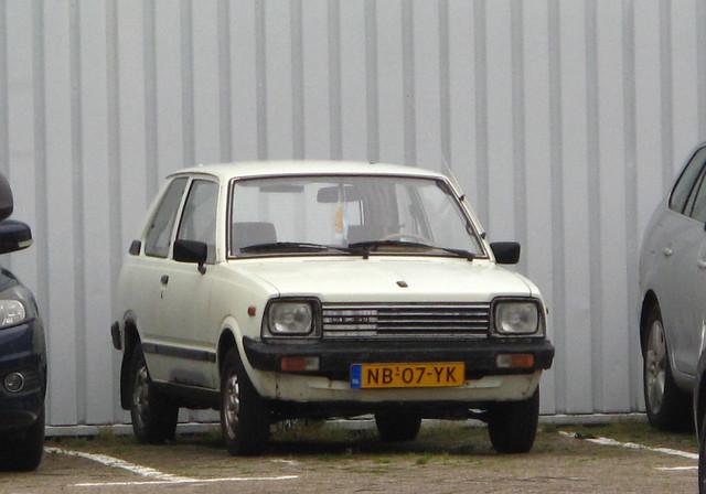 1985 Suzuki Alto 0.8 Automatic