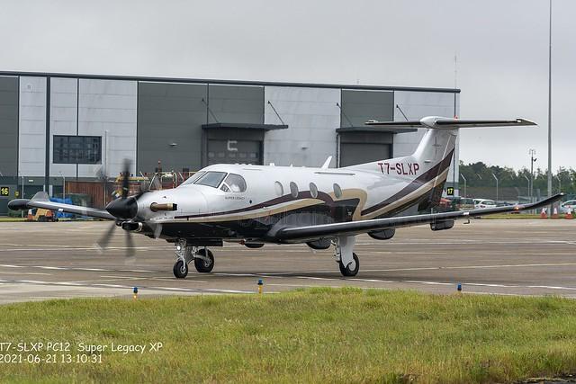 T7-SLXP Pilatus PC-12/47