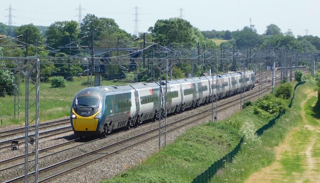 390126 - Rugeley North Junction, Rugeley, Staffordshire