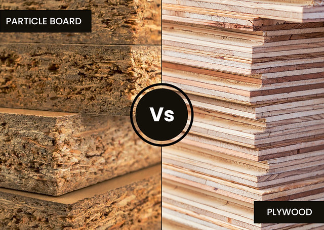 Particle Board vs Plywood