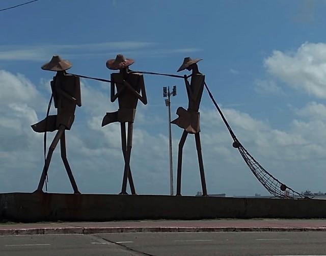 Arrastão, São Luis. Maranhão. T0