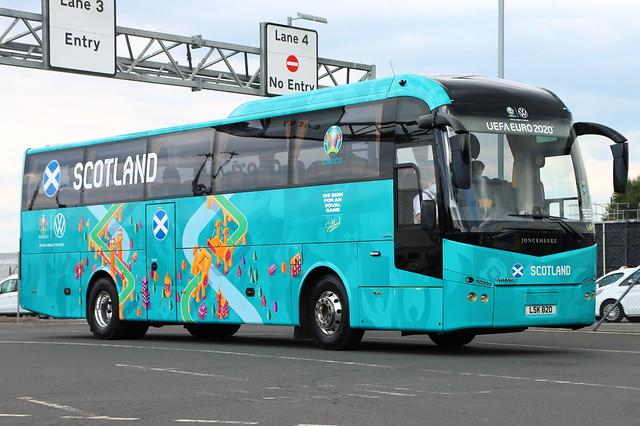 Scotland Team Bus (LSK 820)