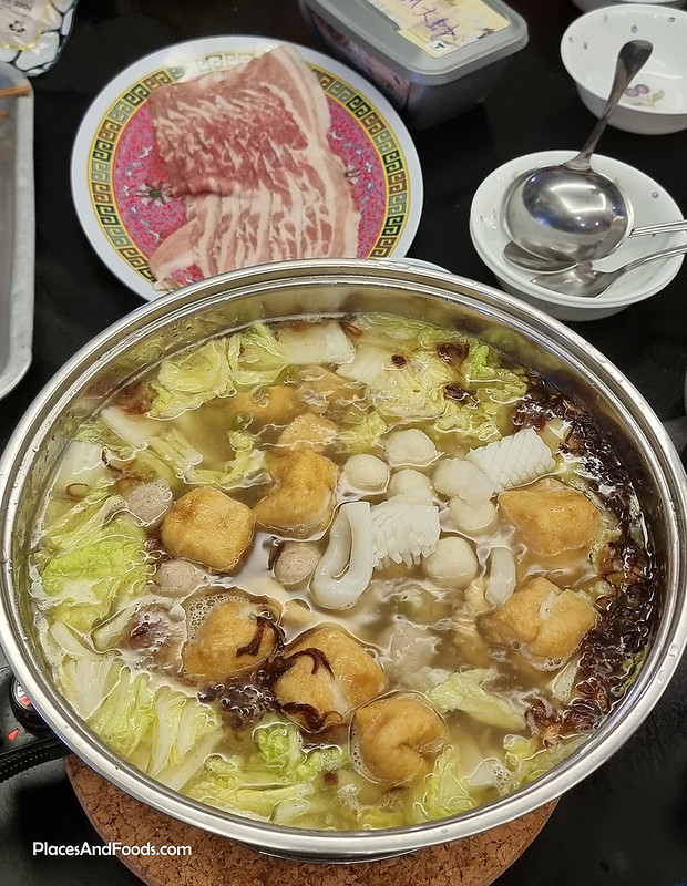 Haidilao Steamboat Hotpot Instant Soup Base review