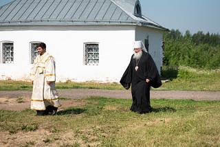 21.06.2021 | Литургия в Клопском монастыре