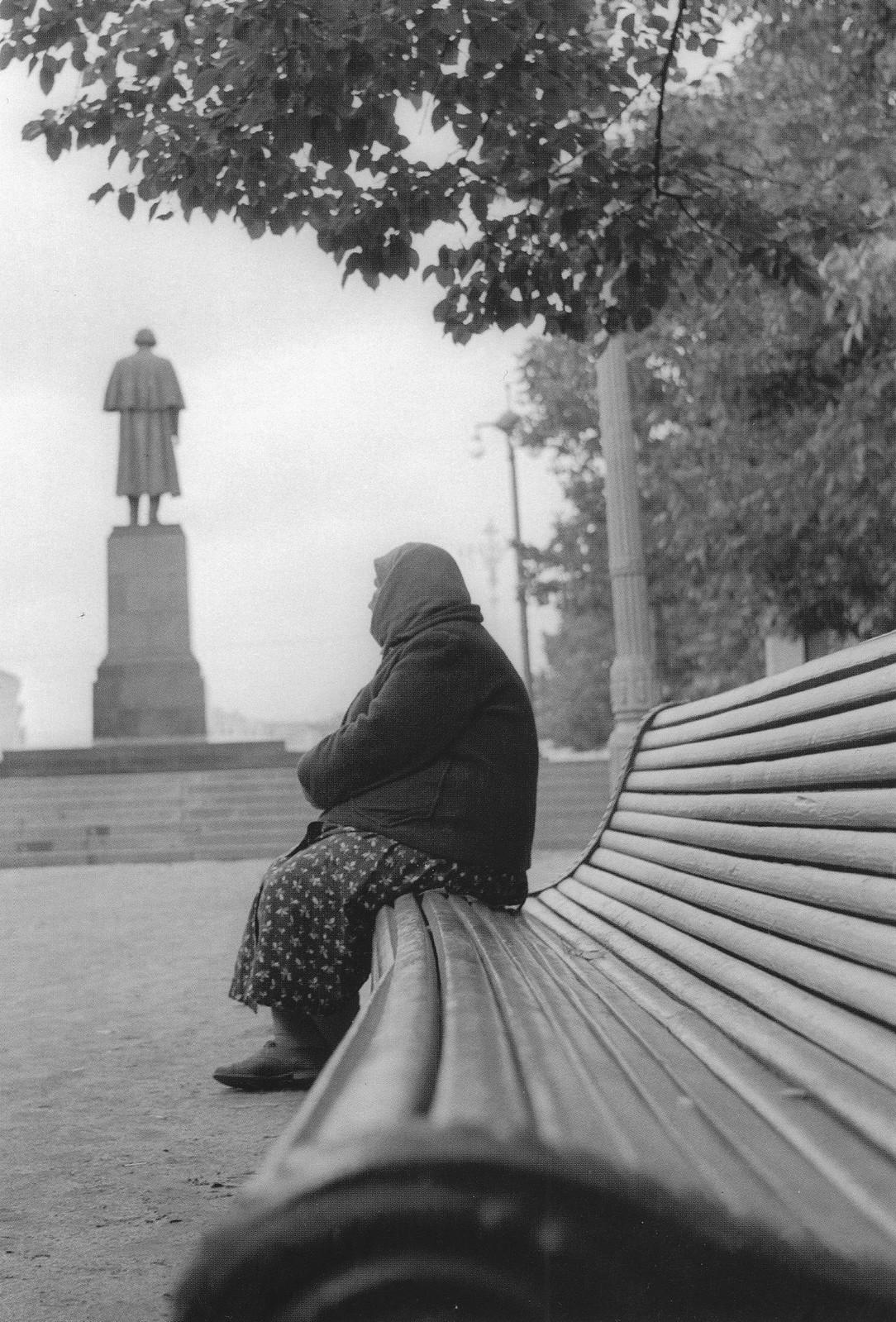 1960. На Гоголевском бульваре
