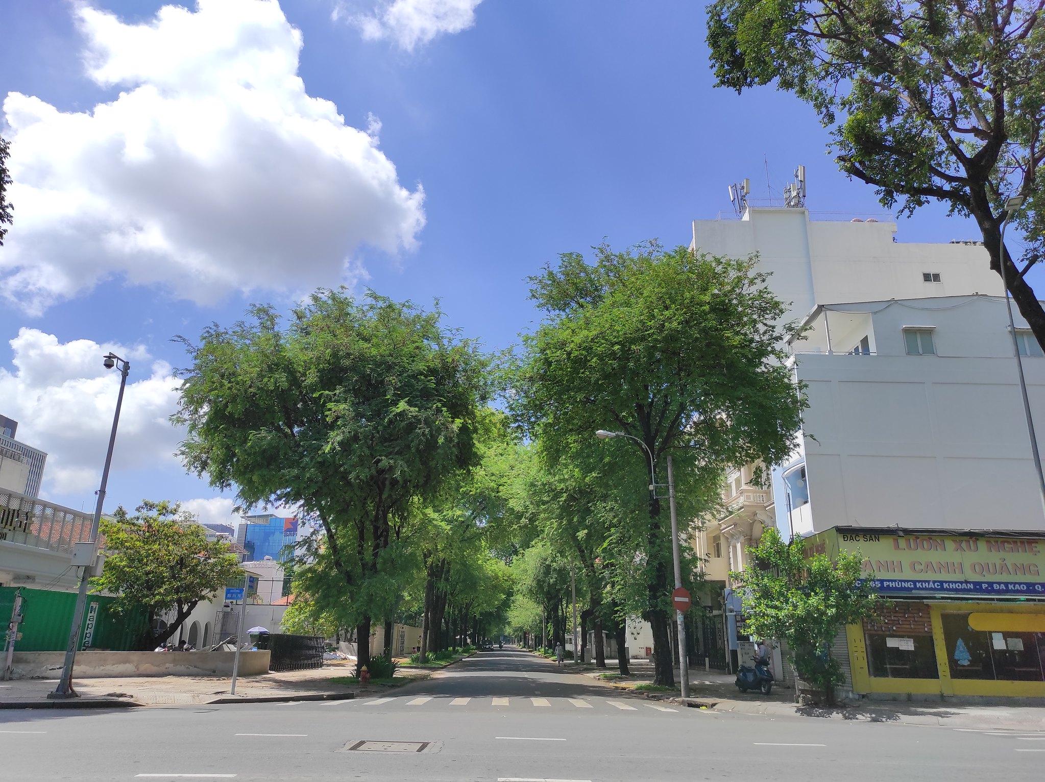 Hochiminh city with Covid