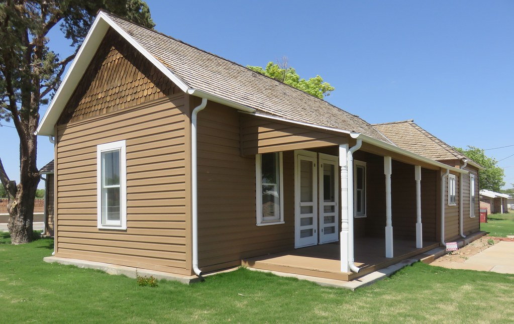 Connell House (Stanton, Texas)