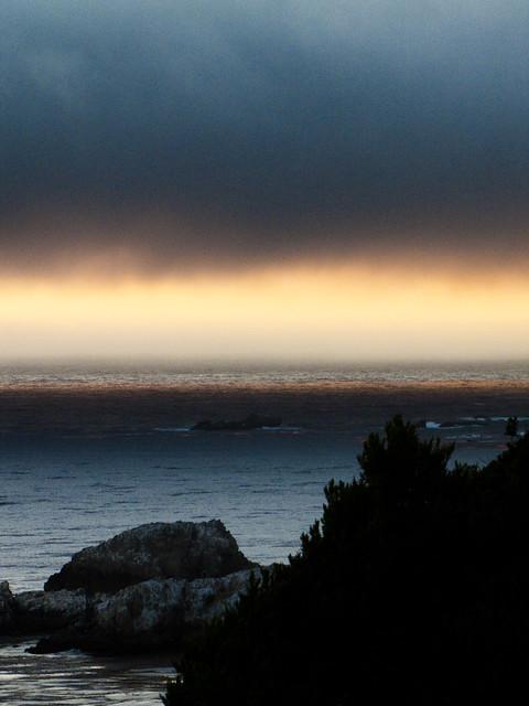 Carmel Highlands Sunset