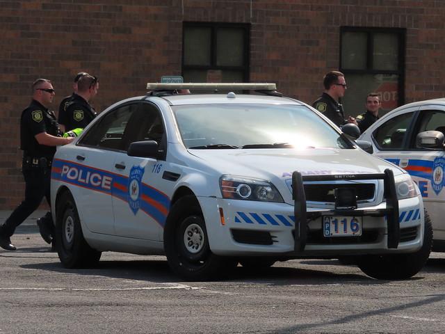 Albany Police Chevy Caprice