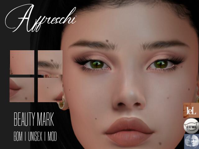 -Affreschi- Beauty Mark