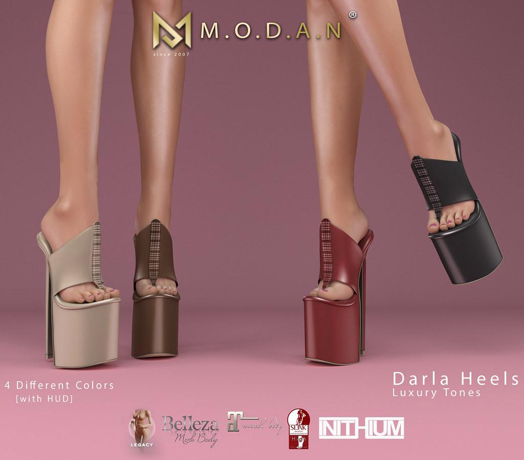 Darla Heels