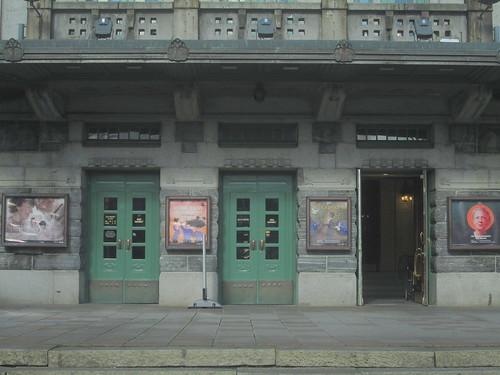 Doors, The National Theatre, Bergen