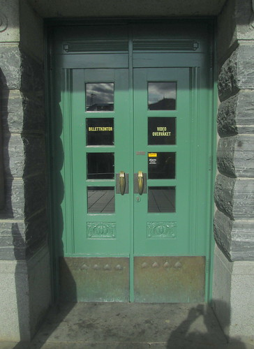 Door, The National Theatre, Bergen