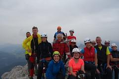05 il gruppo in Cima Brentoni