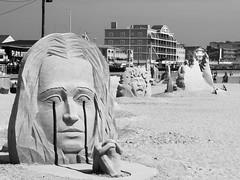 Hampton Beach Sand Sculpture Contest