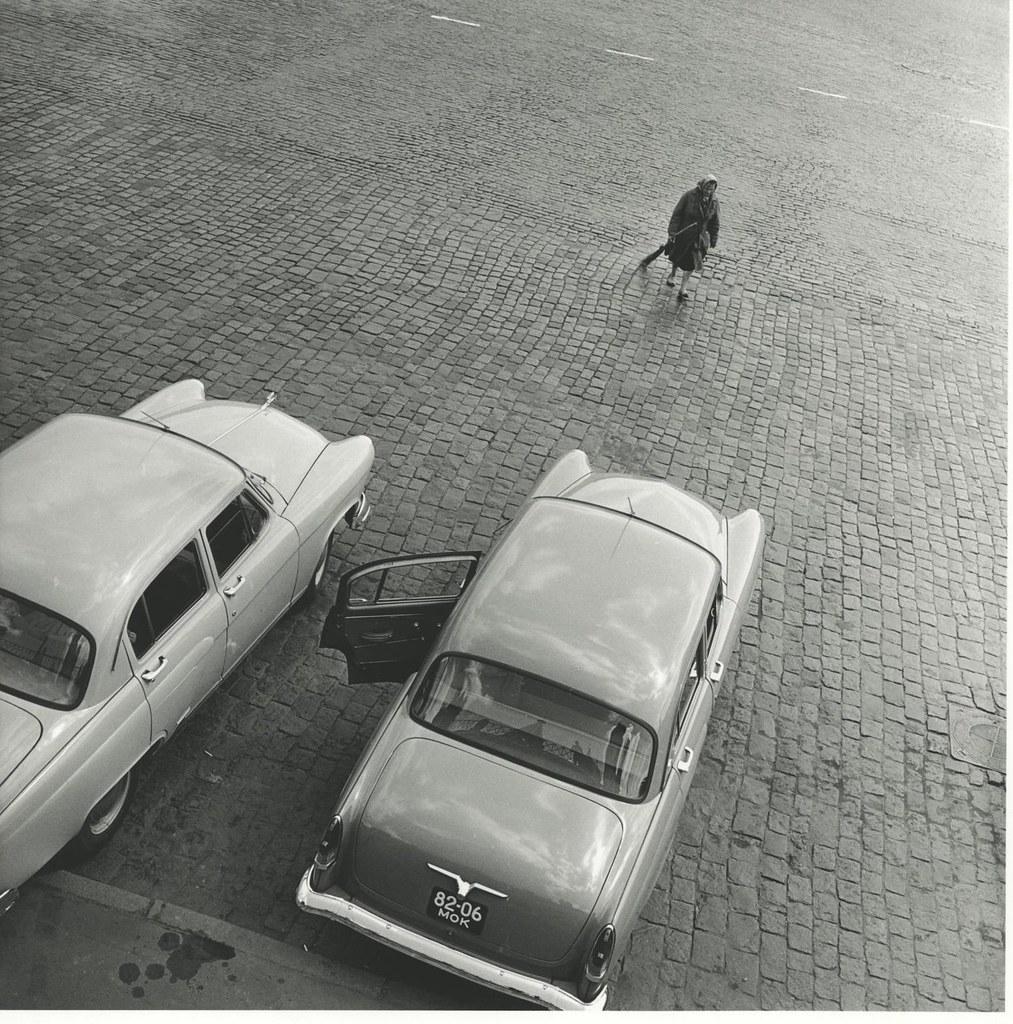 1960. Утро на Красной площади