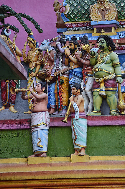 tempio Hindu Matale