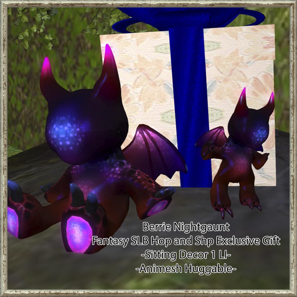 Cerridwen's Cauldron At SLB18!