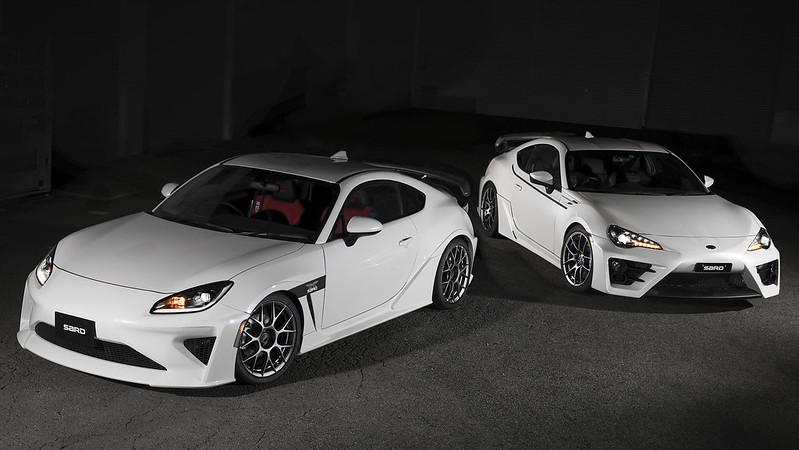 2021-SARD-Toyota-GR86-GT1