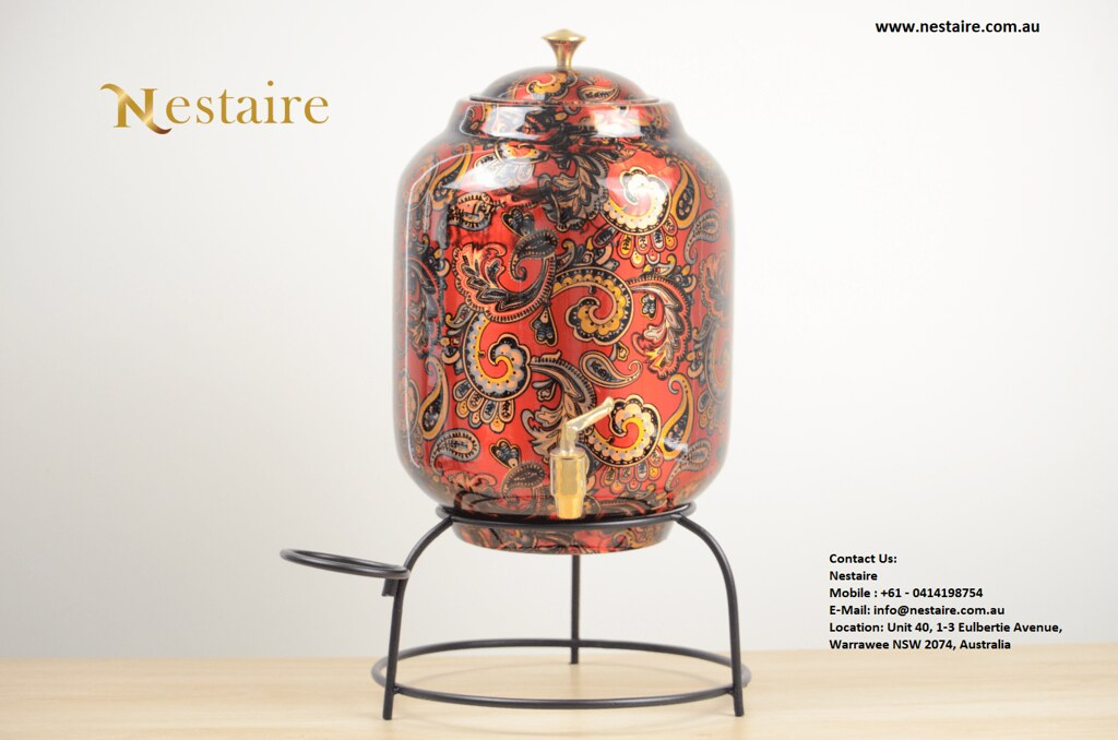 Copper Water Dispenser for Healthy Families