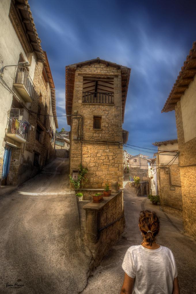 La Fresneda. Teruel.
