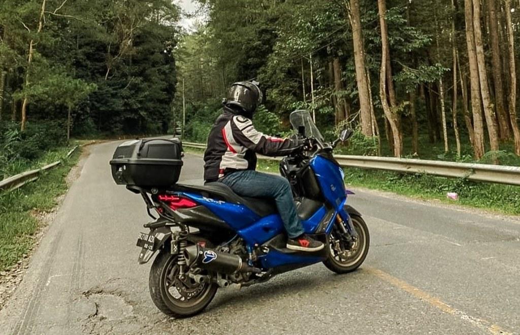 Touring Kelok Sembilan