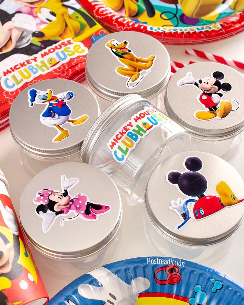 imprimible gratuito mickey mouse