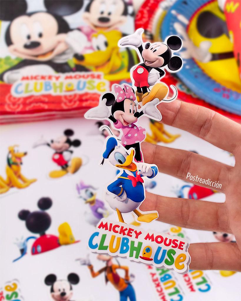 pegatinas Mickey