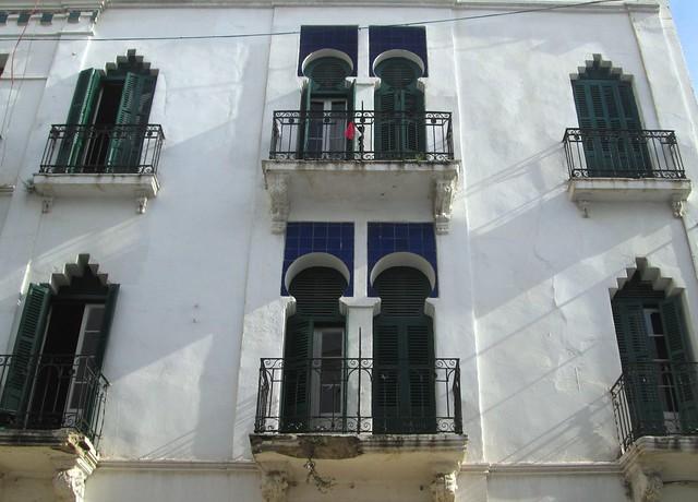 Belle maison de style hispano-mauresque à Tétouan