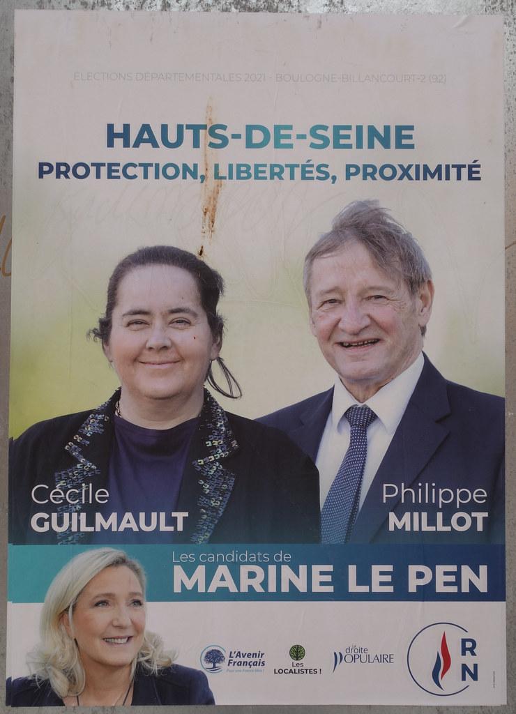 Cécile Guimault - Philippe Millot