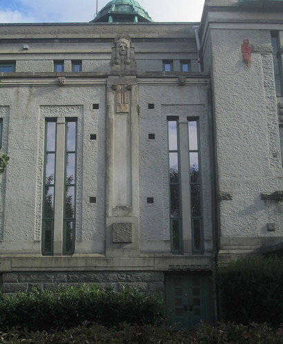 Architectural Detail, The National Theatre, Bergen