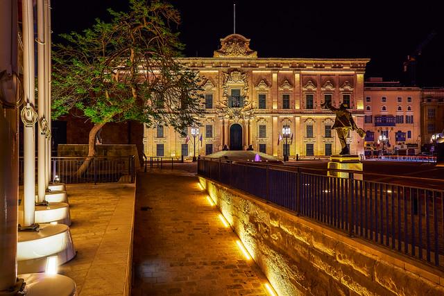 Castille Palace Valletta