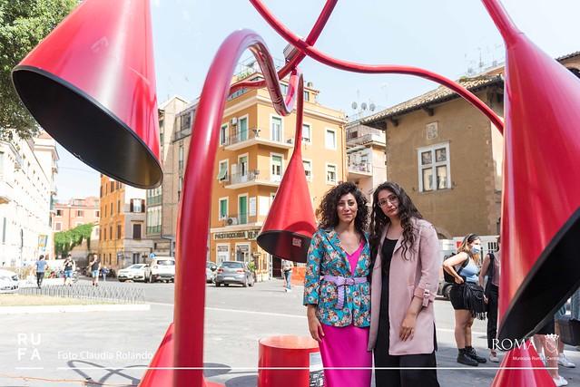 Piazze Romane - Inaugurazione