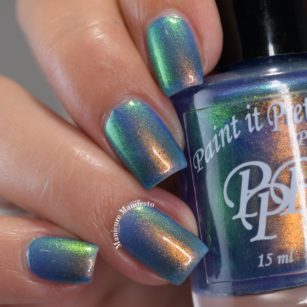 Paint It Pretty Polish Dreamy Sea