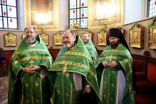21 июня 2021 Главный праздник русского церковного присутствия отметили в Иерусалиме
