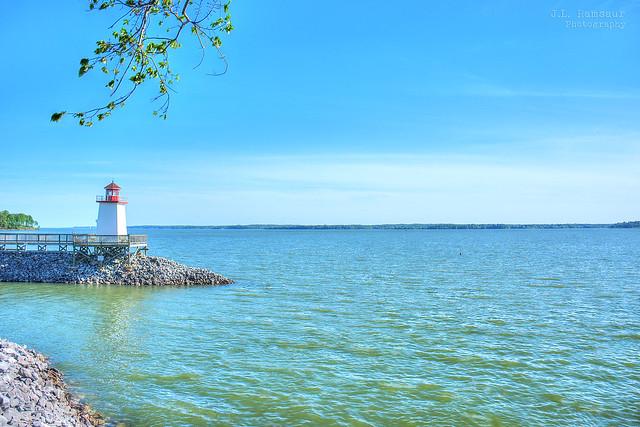 Lighthouse Landing Lighthouse - Grand Rivers, Kentucky