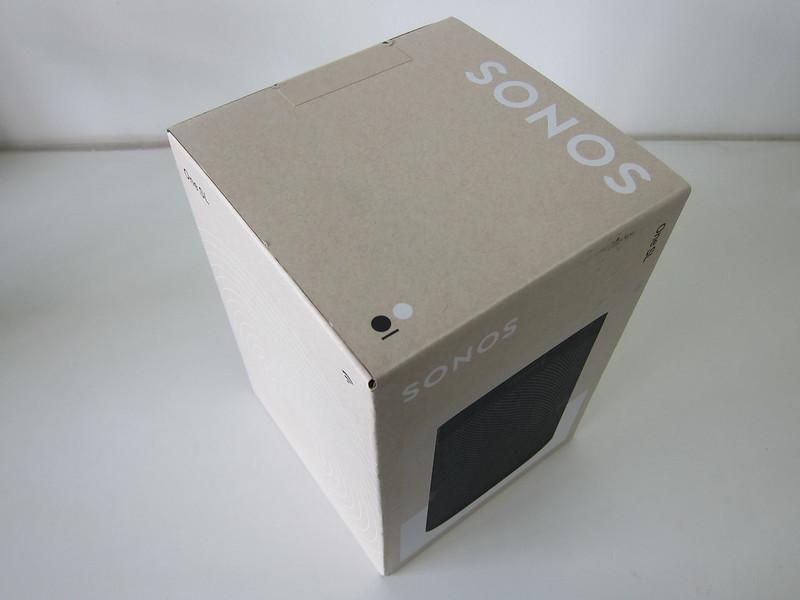 Sonos One SL - Box