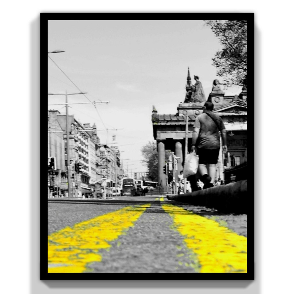 Double Yellow Edinburgh