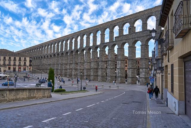 El Acueducto  . Segovia _DSC6192 M ma