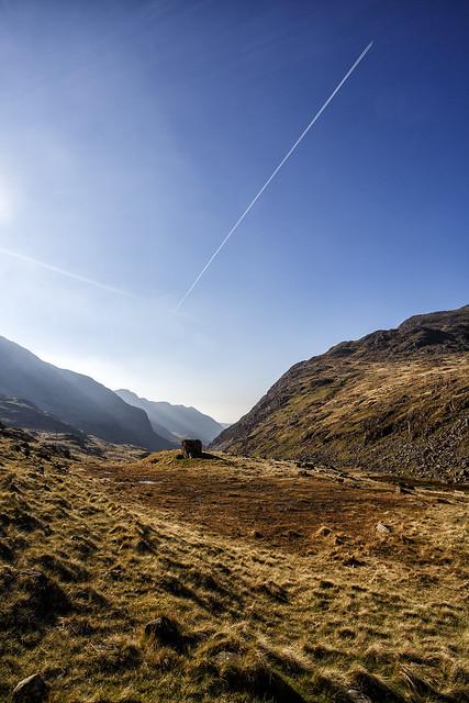 Pen-Y-Pass, Snowdonia.