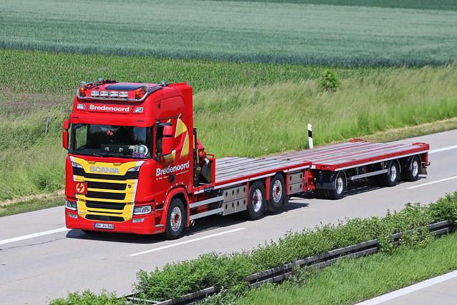 Scania R 500  Bredenoord