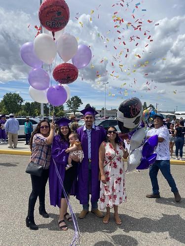2021 Angel's High School Graduation
