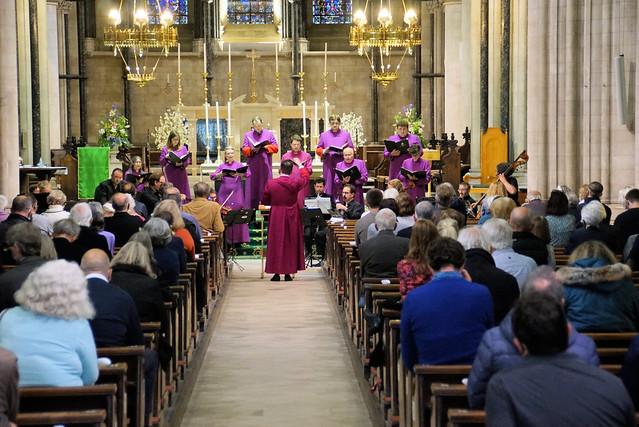 St John's Dedication Concert June 21