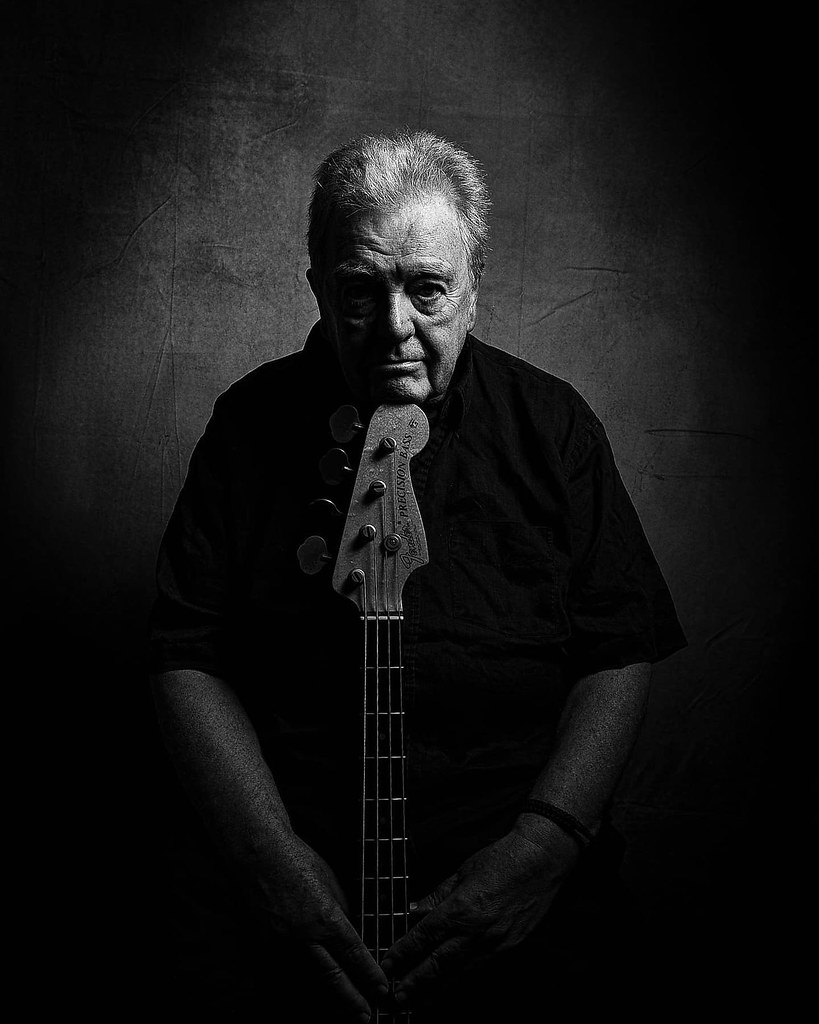 My good friend Pat in the studio with his bass at the weekend. Thanks for your time, I really enjoyed making this session work. I am taking bookings now for sessions if you want to come along. #nikkor50mm #nikond810 #nikonshooter #monophotography #musicia