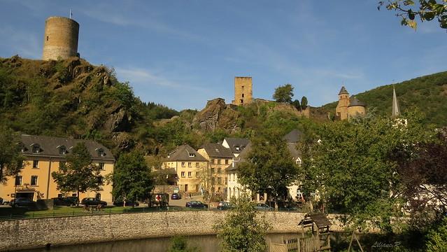 Esch-sur-Sûre ...