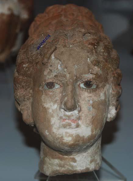 Stipe - Lapis Museum - Basilica della Pietrasanta - Napoli
