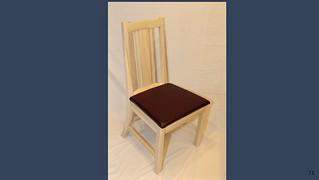 """Building a Craftsman Chair""--Ragnar Bergethon --June 2021 Newsletter"