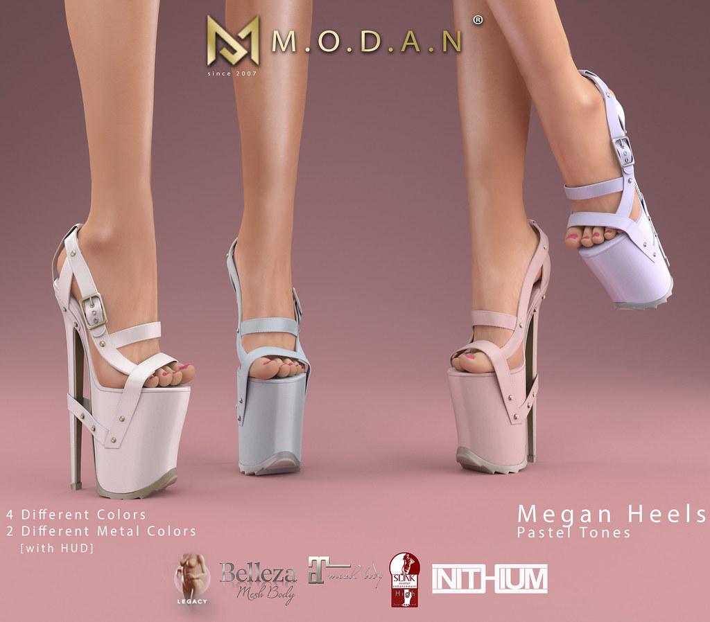 Megan Heels