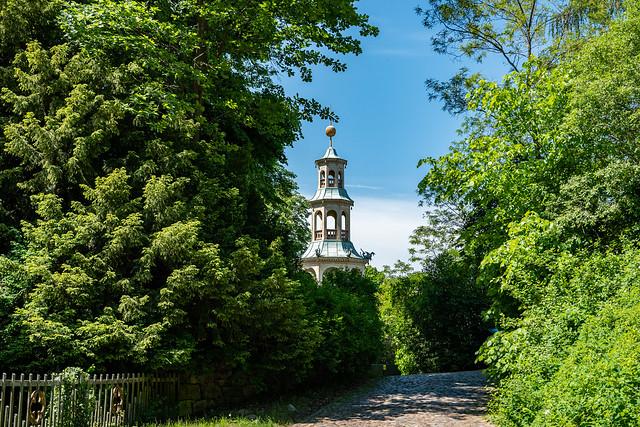 Potsdam, Park Sanssouci: Drachenhaus - Dragon House